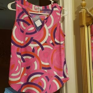 NWT Jude Connally Top Size Small